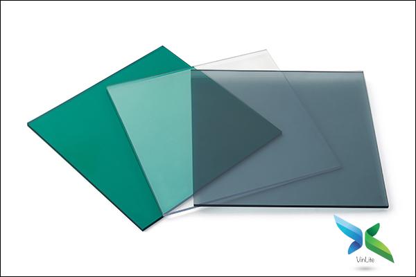 Nhựa Lấy Sáng Đặc 3mm (ly)