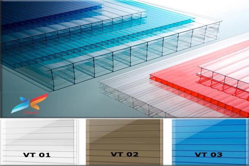 Tấm Nhựa Thông Minh VinTech Rỗng 10mm (ly)